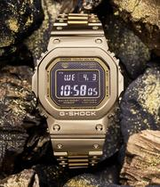 Casio G-Shock Full Metal Men's Gold Plated Bracelet Watch