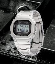 Casio G-Shock Full Metal Stainless Steel Bracelet Watch