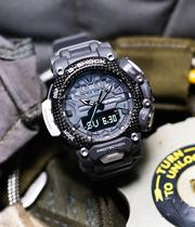 Casio G-Shock Gravitymaster Premium Black Rubber Strap Watch