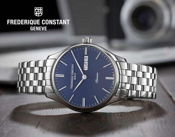 Frederique Constant at Ernest Jones