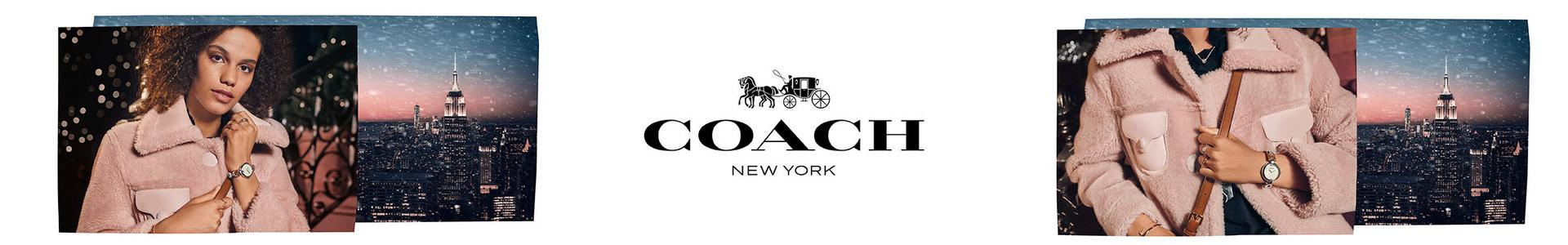 Coach Watches at Ernest Jones