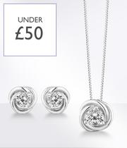 Gift for under £50 at Ernest Jones