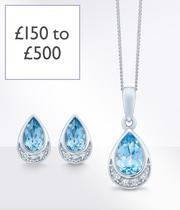 Gifts for £150 to £500 at Ernest Jones