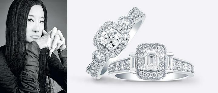 Shop for Vera Wang LOVE diamond and sapphire jewellery at Ernest Jones
