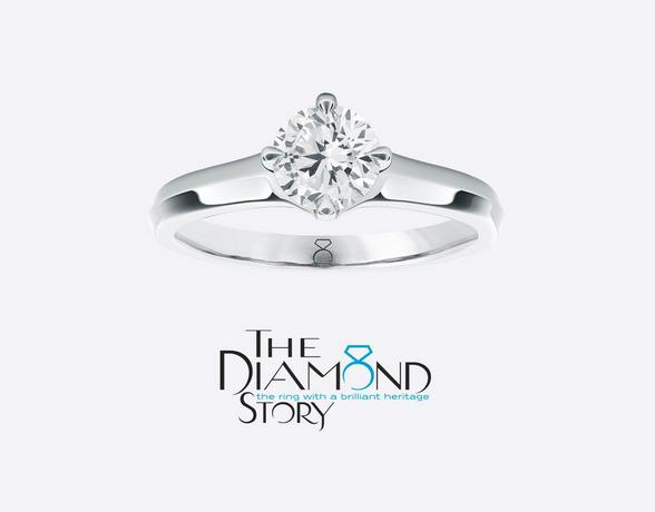 The Diamond Story Engagement Rings