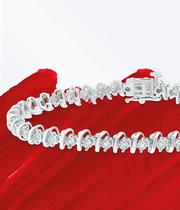 Shop for a gorgeous new bracelet from Ernest Jones - browse the range of diamond-set tennis bracelets, beautiful charm bracelets, and sophisticated silver adjustable bracelets