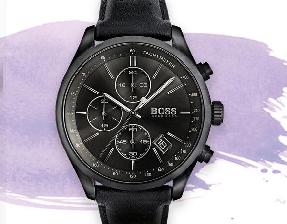 Hugo Boss at Ernest Jones