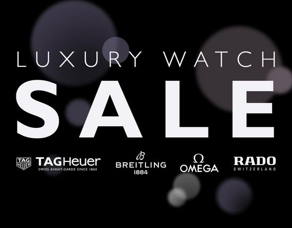 Luxury Watches from the best Swiss brands at amazing prices at Ernest Jones
