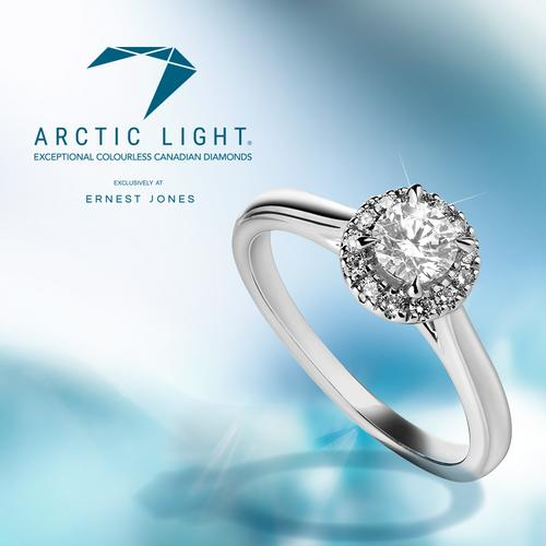 Exclusive to Ernest Jones- Arctic Light