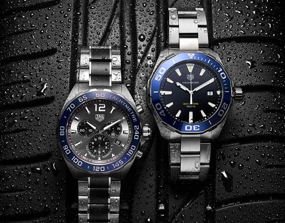 Exclusive: TAG Heuer Watches at Ernest Jones