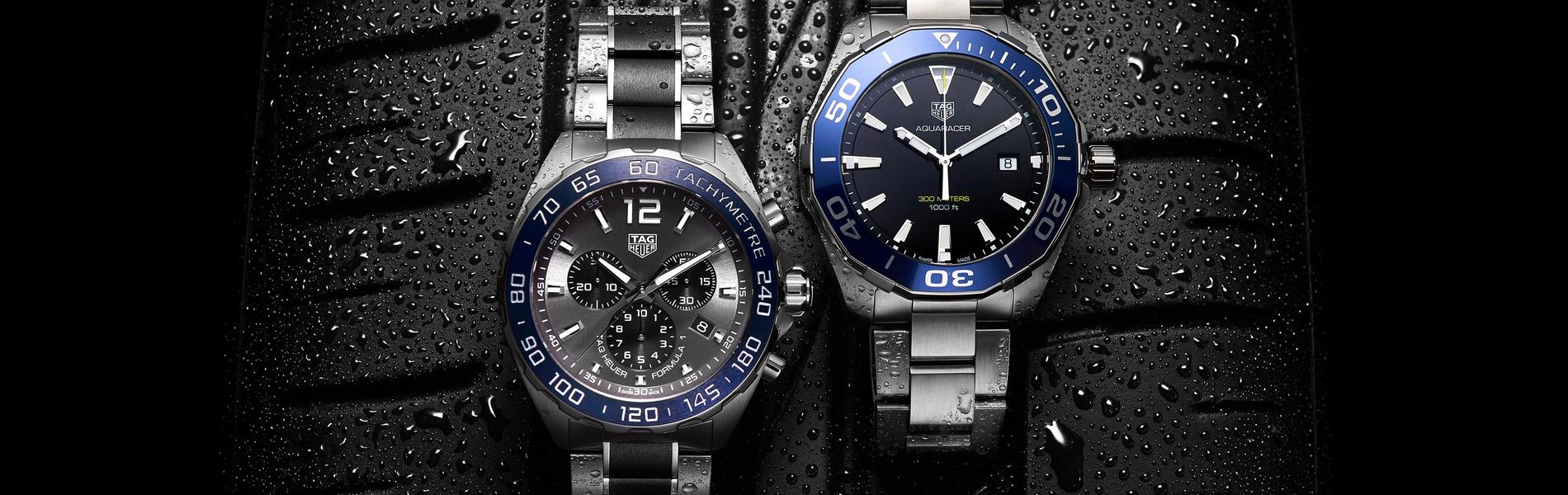 TAG Heuer Exclusive Watches