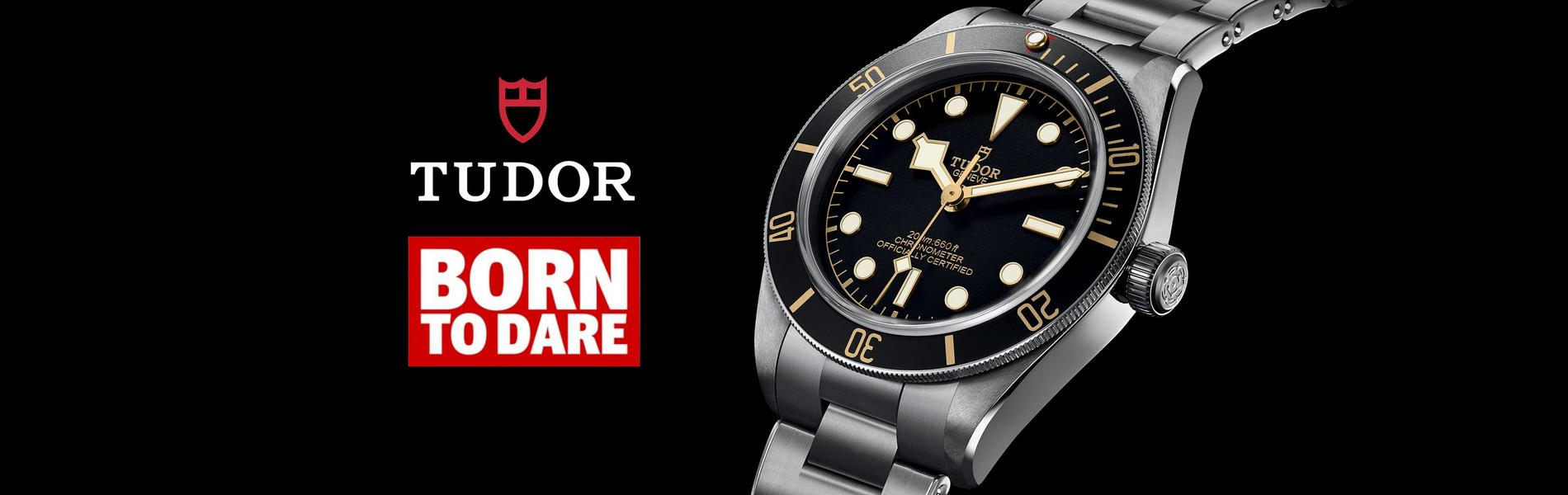 Tudor- Born To Dare