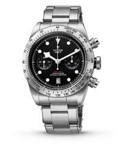 Tudor Black Bay Chrono Stainless Steel Watch