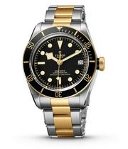 Tudor Black Bay S&G Men's Two Tone Bracelet Watch