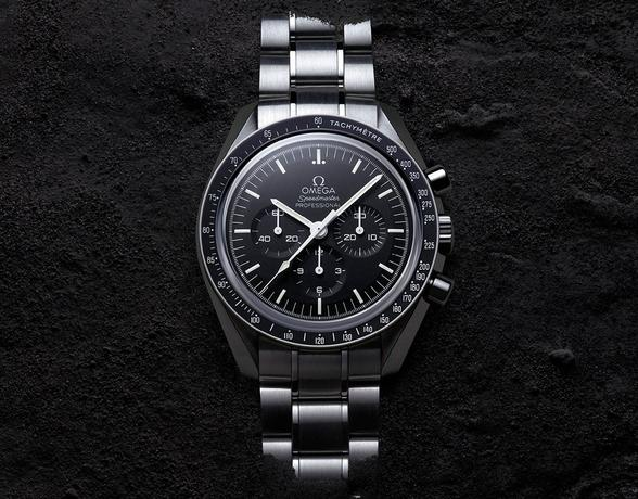 The SpeedMaster Series, one of OMEGA's iconic timepieces