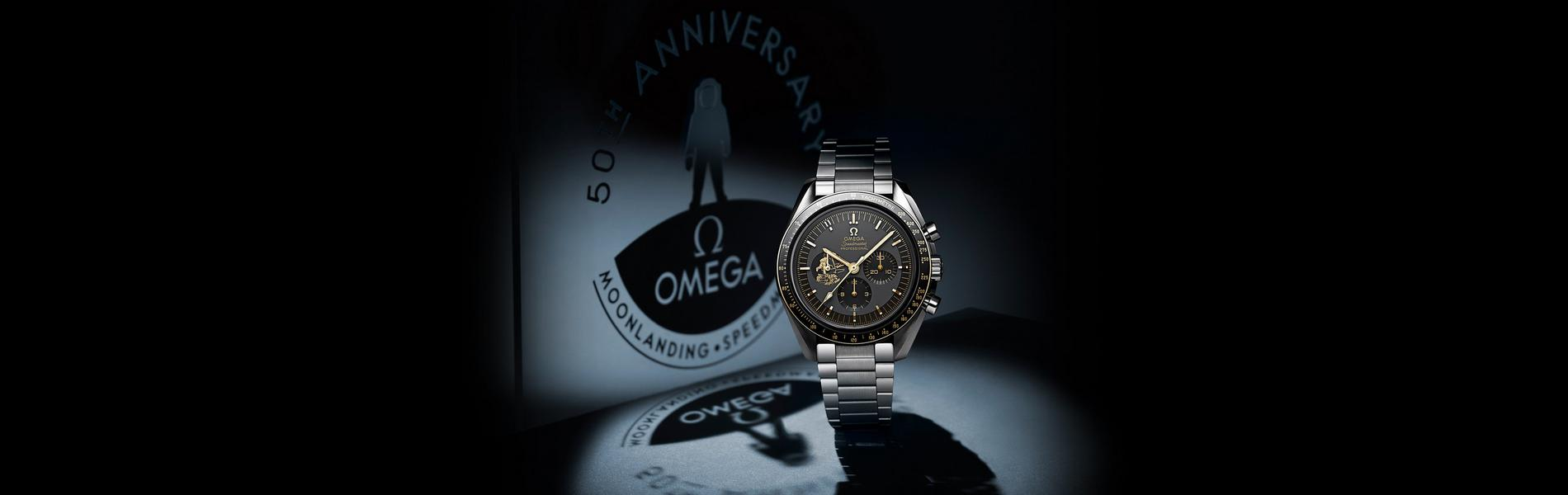 The Speedmaster Professional Series, one of OMEGA's most iconic timepieces