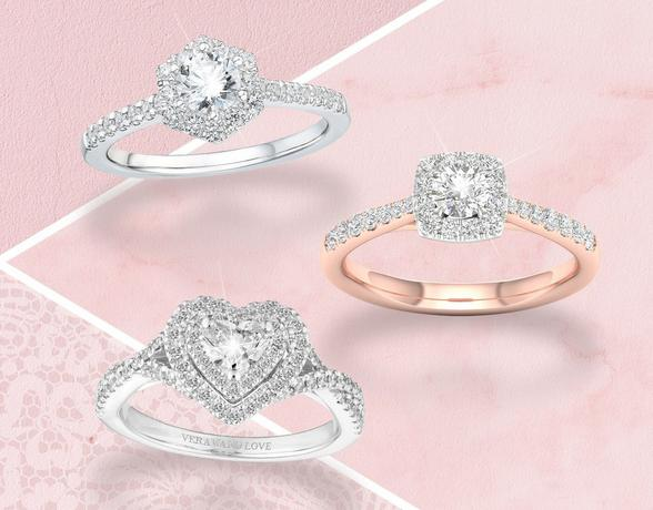Picking the Perfect Engagement Ring