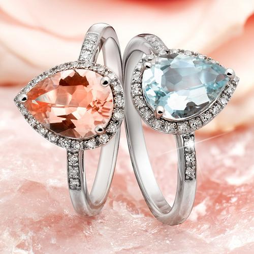 10 Alternative Stones for an Engagement Ring with a Difference