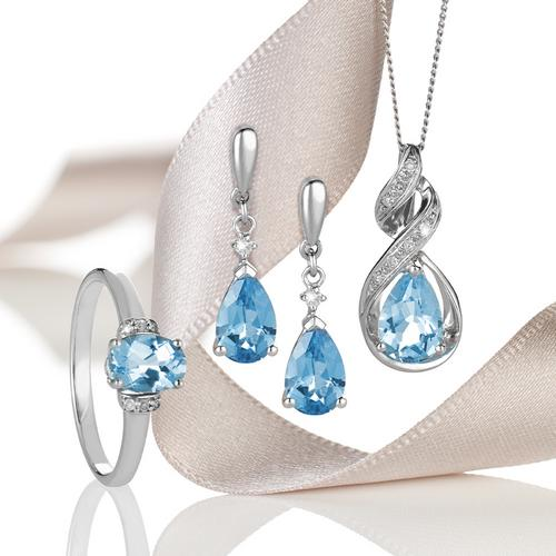 November Birthstone, The Romantic Shades of Topaz