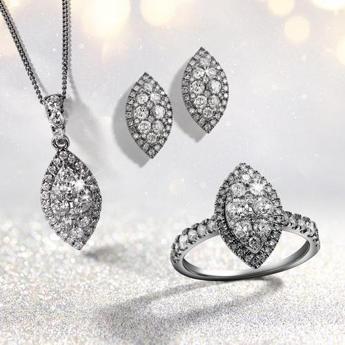 Marquise Diamond Collection