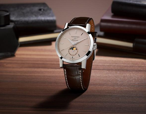 Exclusive Longines Watch at Ernest Jones