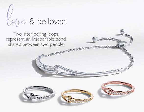 Love and be loved at Ernest Jones