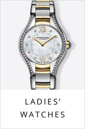 Ladies' watches at Ernest Jones