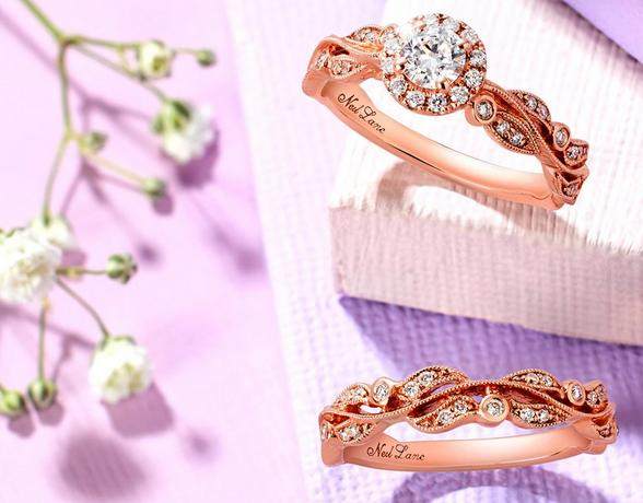 Vintage Style Engagement Rings at Ernest Jones