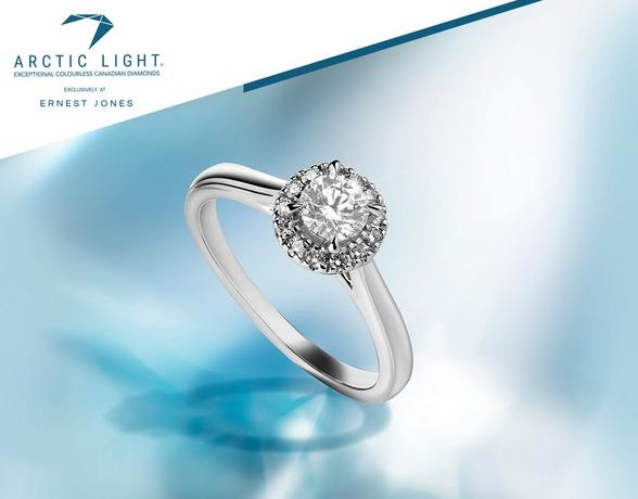 Exclusively Arctic Light Diamonds