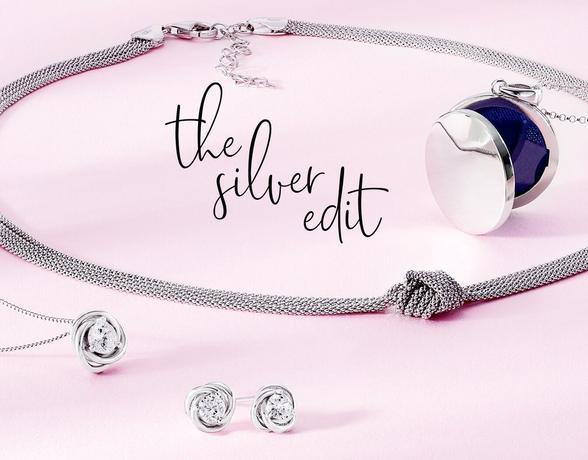 The Silver Edit at Ernest Jones