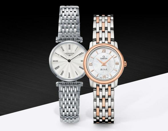 Ladies? Watches at Ernest Jones