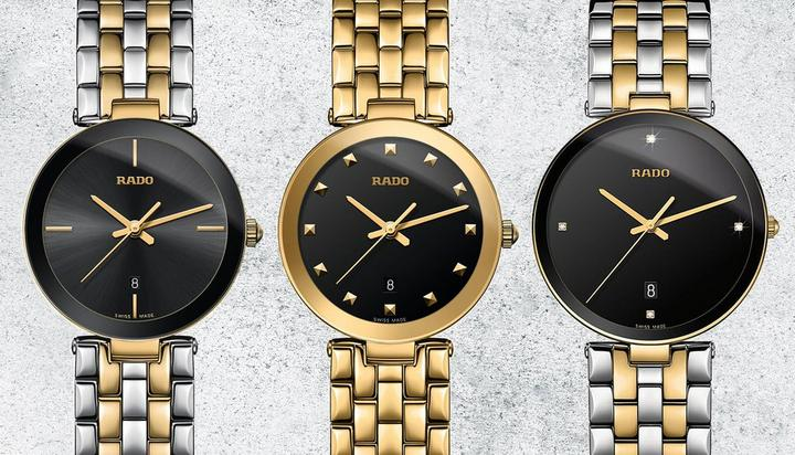 Rado Florence watches at Ernest Jones