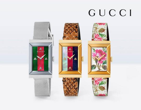 Gucci Watches at Ernest Jones