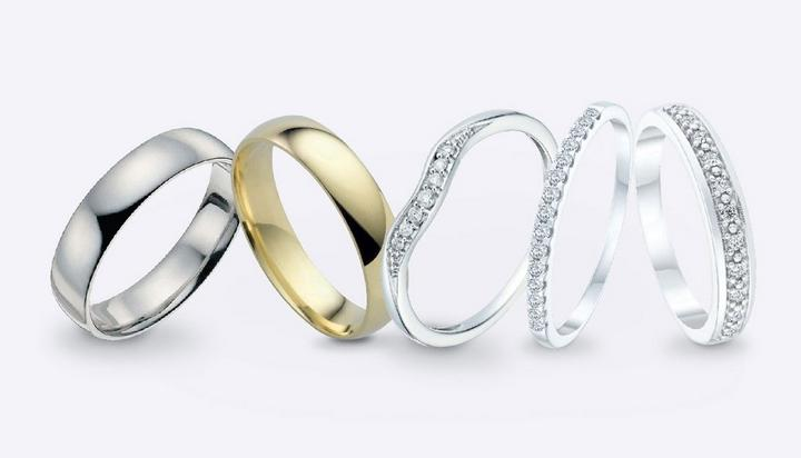 20% off Wedding Rings at Ernest Jones