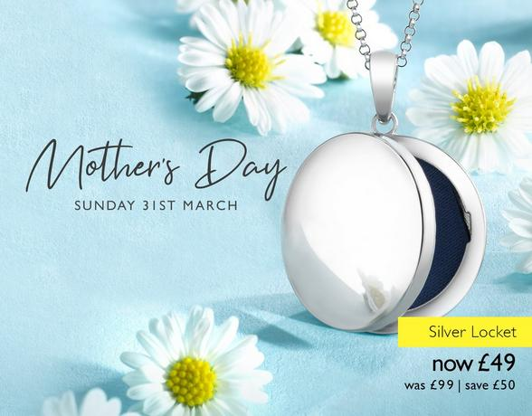 Mother's day at Ernest Jones