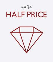 Up to half price diamonds jewellery at Ernest Jones