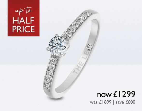 929184e5c1 Jewellers Since 1949 - Diamond & Watch Specialist - Ernest Jones
