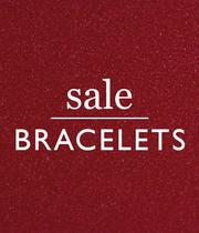 Up to half price bracelets