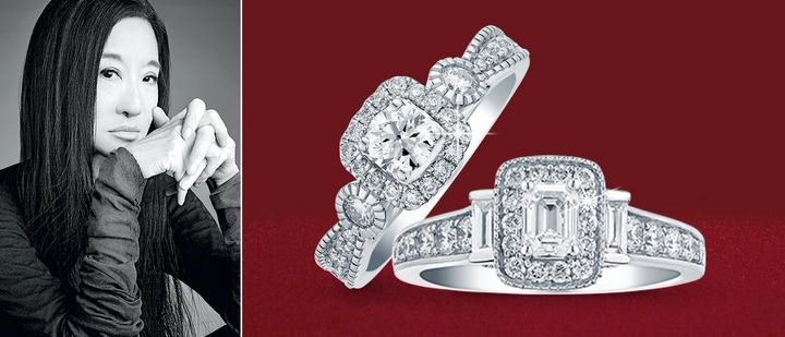 Shop for Vera Wang LOVE diamond and sapphire jewellery at Ernest Jones - now up to 50% off