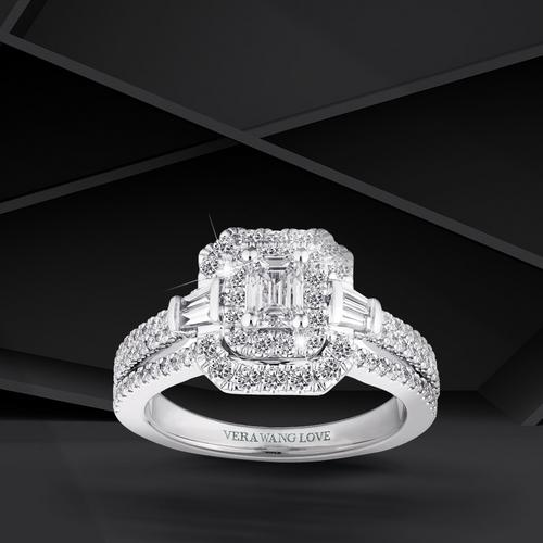 The Vera Wang Diamond Engagement Ring Story