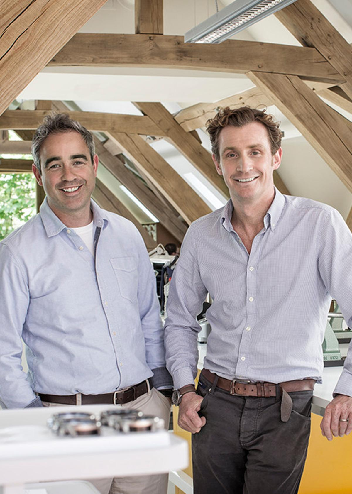 Bremont was founded in Henley-Upon-Thames in 2002 by brothers Nick and Giles English