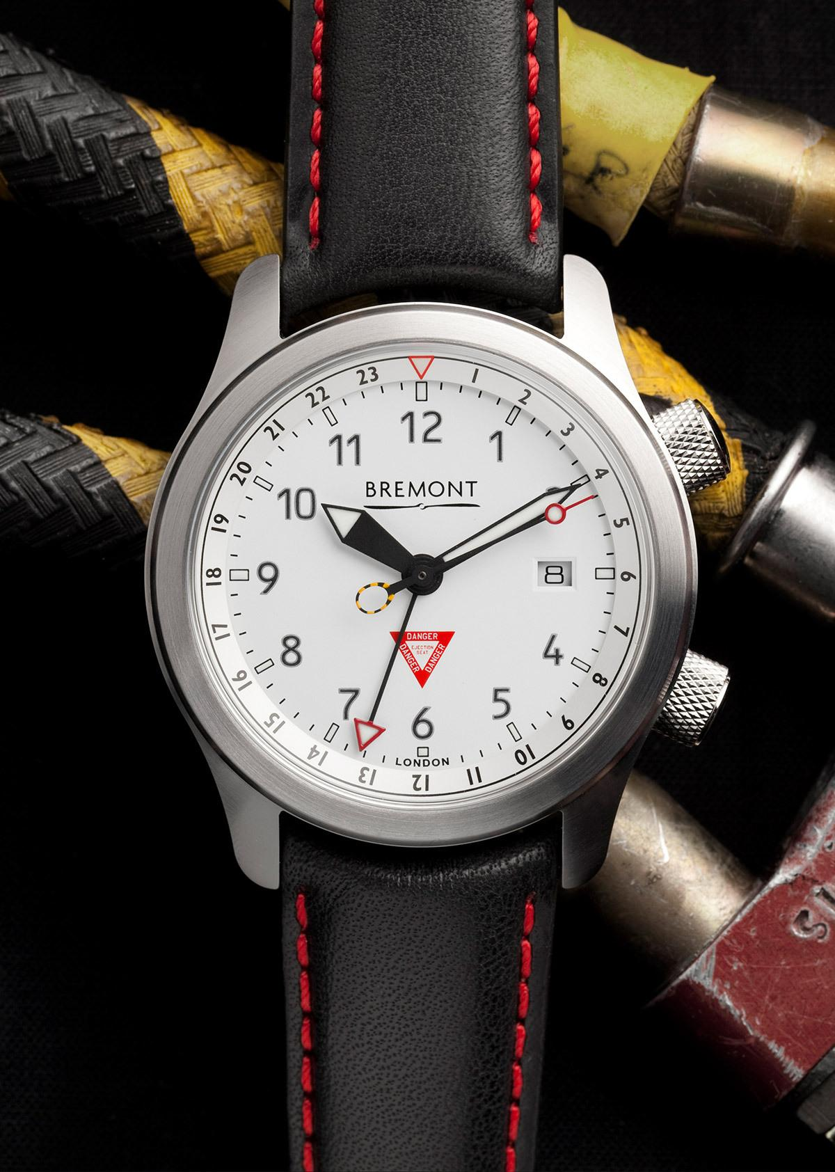 Bremont Luxury Watch Ernest Jones