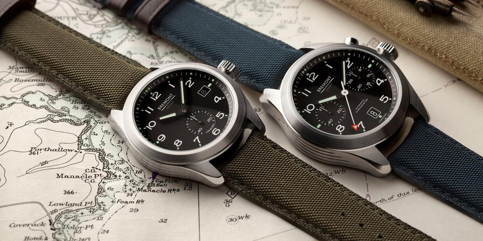 Bremont Luxury British Watches Ernest Jones