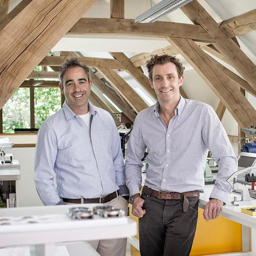 Bremont Founders Nick and Giles Exclusive Interview
