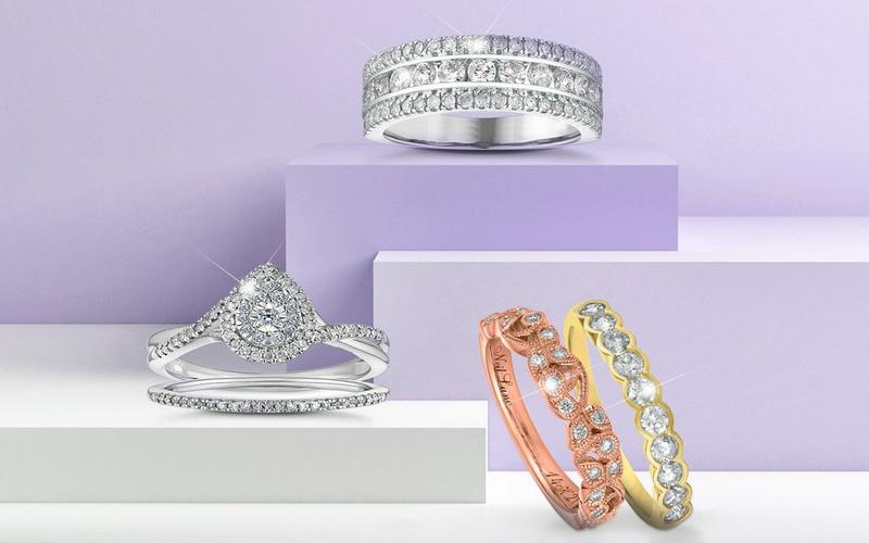 How to Match a Wedding Band to an Engagement Ring
