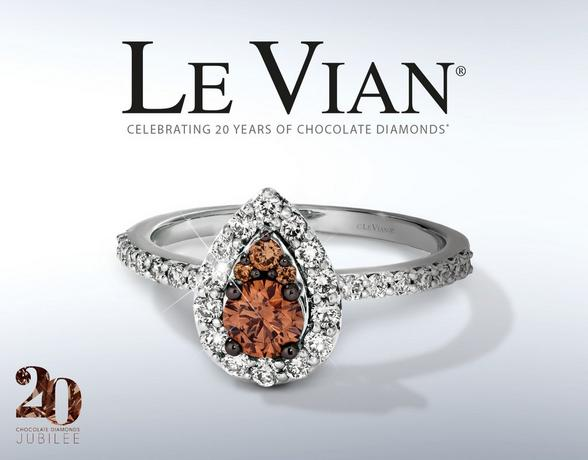 Le Vian 20th Anniversary of the Chocolate Diamond at Ernest Jones