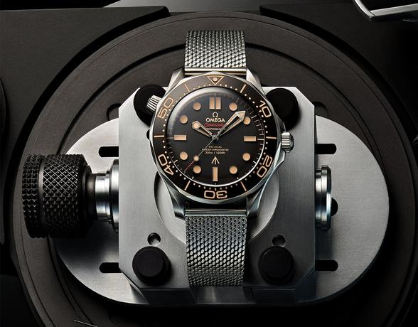 OMEGA Seamaster at Ernest Jones