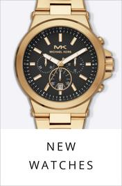 New watches at Ernest Jones