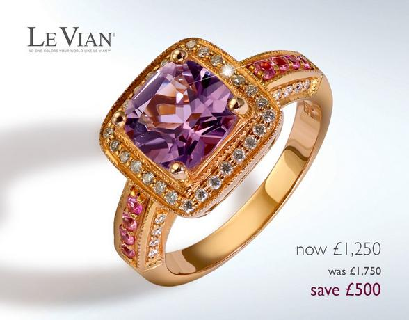 Le Vian Jewellery from Ernest Jones