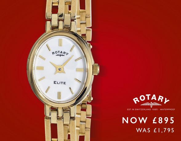 Watches at Ernest Jones - now up to 50%